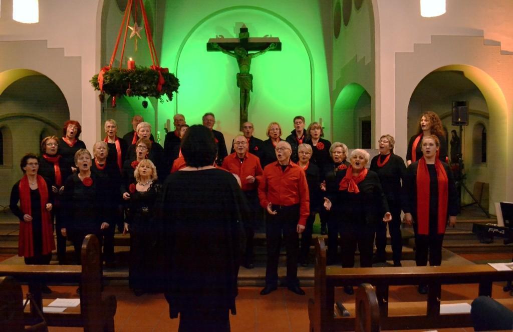 Adventliches Konzert in der katholischen St.-Marien-Kirche in Rastede