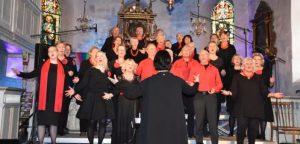 Der Rastede Gospel Choir im Konzert